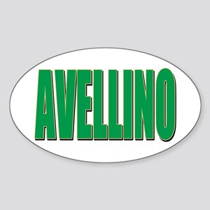 AVELLINO Sticker (Oval)