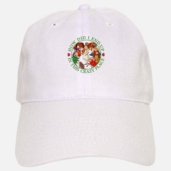 IN THIS CRAZY PLACE Baseball Baseball Cap