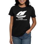 Women's Black/Dark Icon Logo T-Shirt