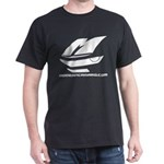 Black/Dark Icon Logo T-Shirt