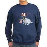 JRT with USA Flag Sweatshirt (dark)