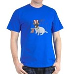 JRT with USA Flag Dark T-Shirt