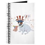 JRT with USA Flag Journal
