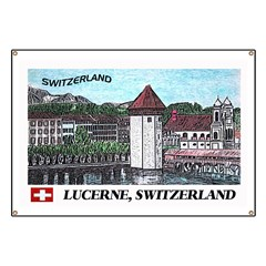 Lucerne Switzerland Banner
