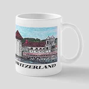 Lucerne Switzerland Mug