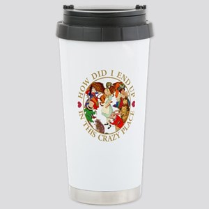 IN THIS CRAZY PLACE Stainless Steel Travel Mug