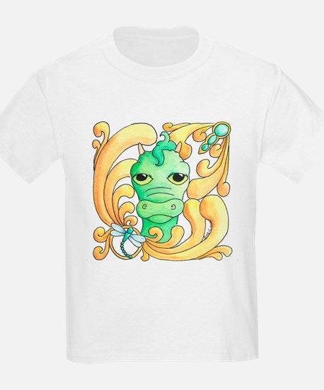Framed Dragon Face T-Shirt