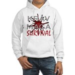 Krav Maga Hooded Sweatshirt