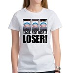 That Spin Was a Loser Women's T-Shirt