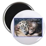 "Live Without 2.25"" Magnet (10 pack)"