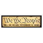 We The People Sticker (Bumper 10 pk)
