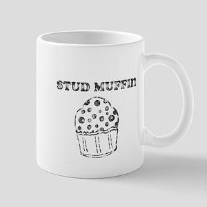Vintage Stud Muffin Mug