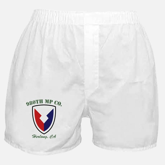Unique Military police Boxer Shorts