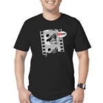 REMARKABLE! Men's Fitted T-Shirt (dark)