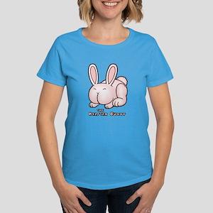 The Keister Bunny Women's Dark T-Shirt