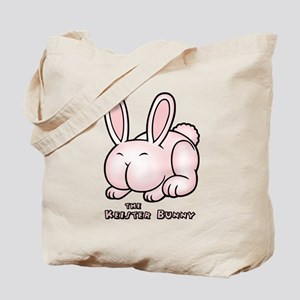 The Keister Bunny Tote Bag