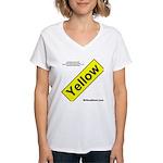 Hangover Women's V-Neck T-Shirt