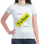 Hangover Jr. Ringer T-Shirt