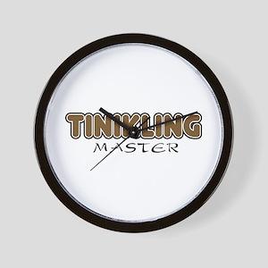 Tinikling Master Wall Clock