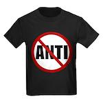 Anti-Anti Kids Dark T-Shirt