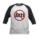 Anti-Anti Kids Baseball Jersey