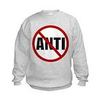 Anti-Anti Kids Sweatshirt