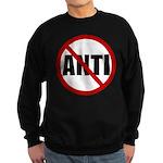 Anti-Anti Sweatshirt (dark)