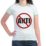 Anti-Anti Jr. Ringer T-Shirt
