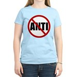 Anti-Anti Women's Light T-Shirt