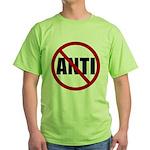 Anti-Anti Green T-Shirt