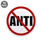 "Anti-Anti 3.5"" Button (10 pack)"