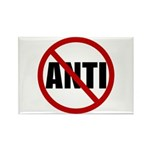 Anti-Anti Rectangle Magnet (100 pack)