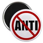 "Anti-Anti 2.25"" Magnet (10 pack)"