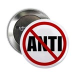 "Anti-Anti 2.25"" Button (100 pack)"