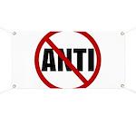Anti-Anti Banner