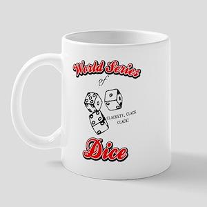 World Series Of Dice Mug