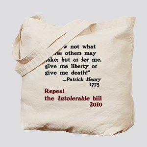 Give me Liberty! Tote Bag