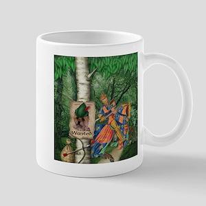 Cairn Terrier Robin Hood Mug