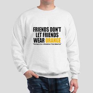 Anti-Orange Sweatshirt