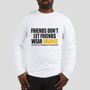 Anti-Orange Long Sleeve T-Shirt
