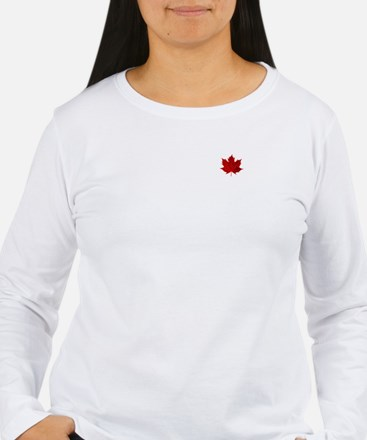 Canadian Womens Hockey T-Shirt