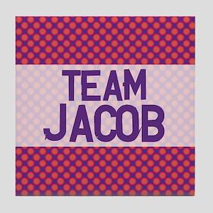 Twilight - Team Jacob! Tile Coaster