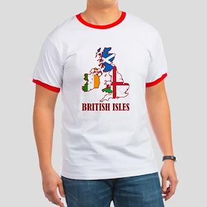 British Isles Ringer T