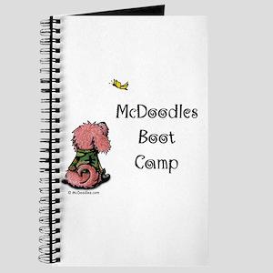 McDoodles BC Eli Journal