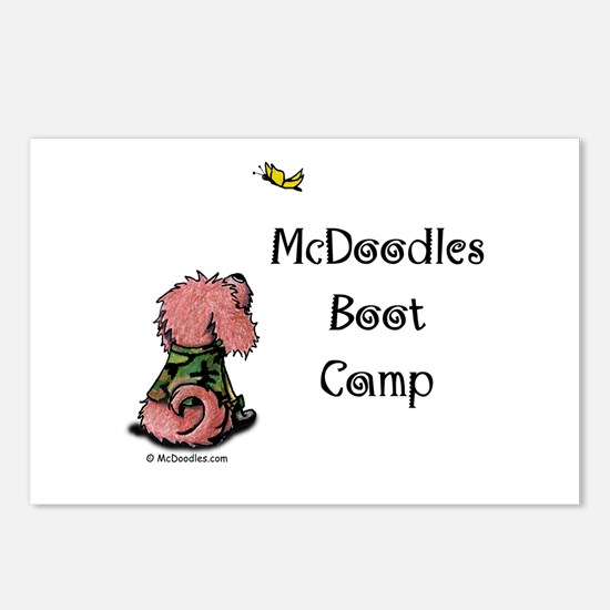 McDoodles BC Eli Postcards (Package of 8)