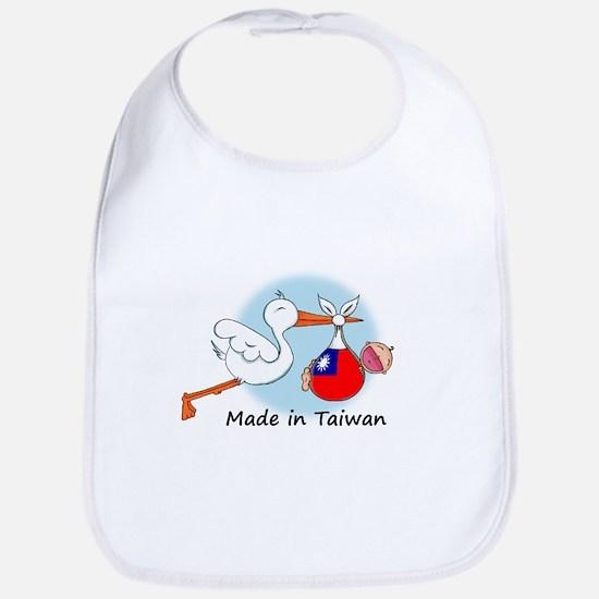 Stork Baby Taiwan Bib