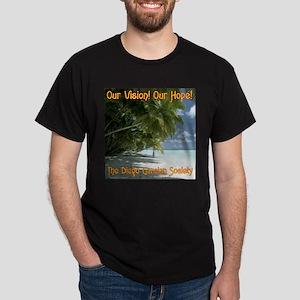 Diego Garcian Society Dark T-Shirt