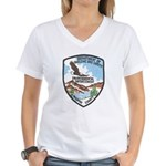 Environmental Enforcment Women's V-Neck T-Shirt