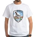 Environmental Enforcment White T-Shirt
