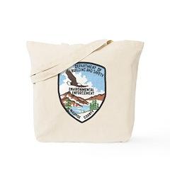 Environmental Enforcment Tote Bag